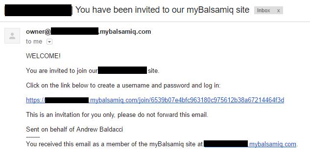Email - 4 - Invite