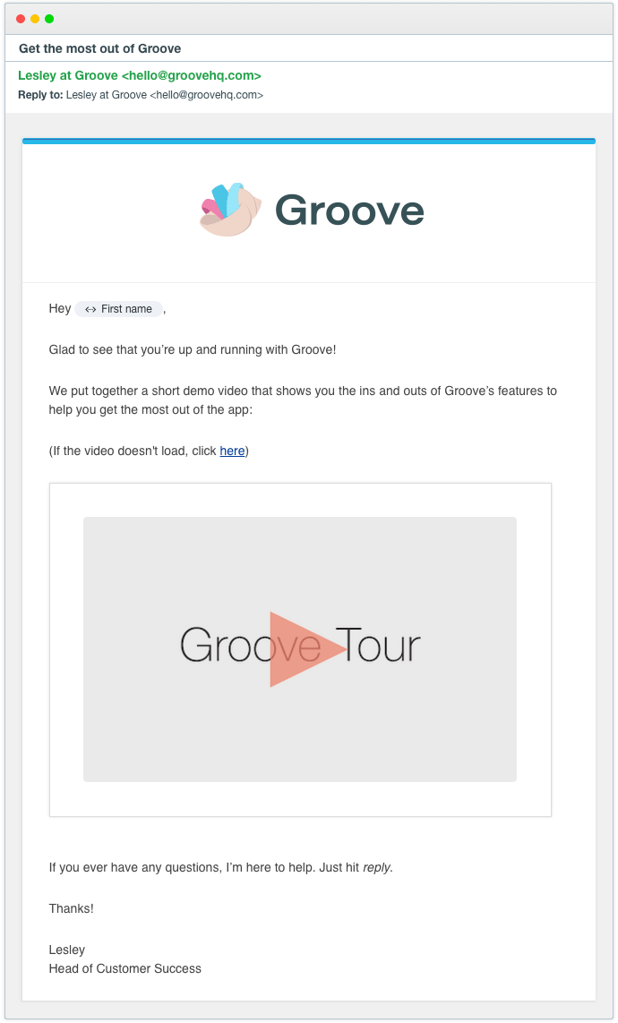 GrooveHQ-Day-2