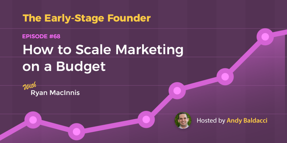 Ryan MacInnis on How to Scale Marketing on a Budget